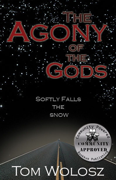 Agony of the Gods - Softly Falls the Snow