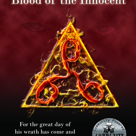 Review: Demiurge, Blood of the Innocent by Michael R. Hagan